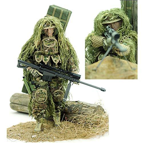 TONGJI 1/6 Figur Militär Modell Figuren Soldier Model Soldaten Figur Soldat Action-Figur-Modell...