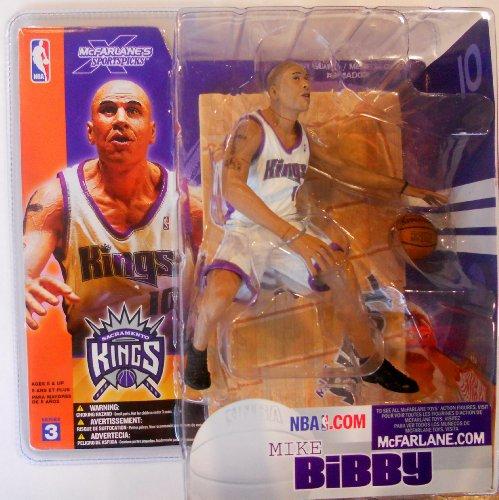 McFarlane NBA Figur Serie III (Mike Bibby)
