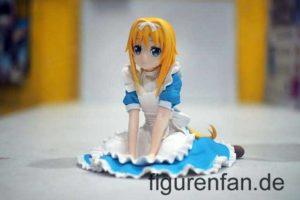 Alicia Manga Anime Figur