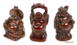 Buddha Figuren Set