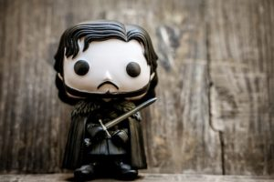 John Snow Figur GOT