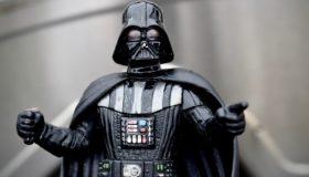 Die Star Wars Darth Vader Figur