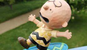 Charlie Brown Skateboard