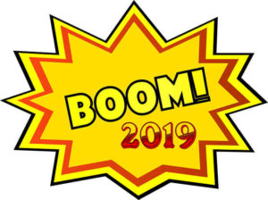 Boom 2019 Danke