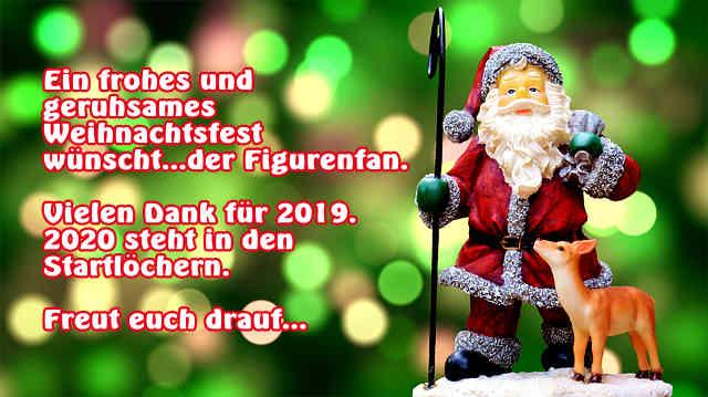 Besinnliche Weihnachten