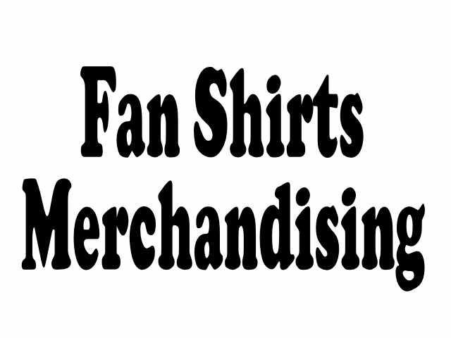 Neue Fan Shirts