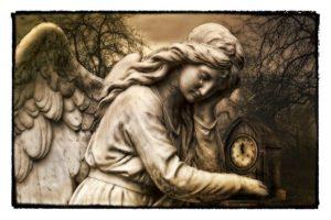Engel weint