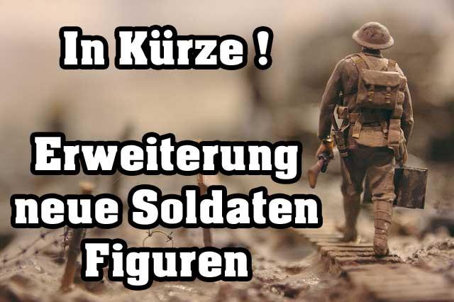 Soldat Stacheldraht