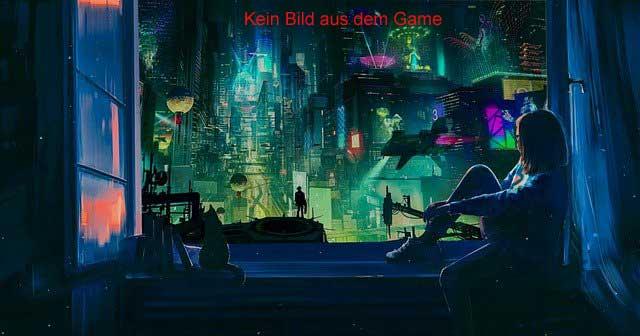 Cyberpunk Stadt