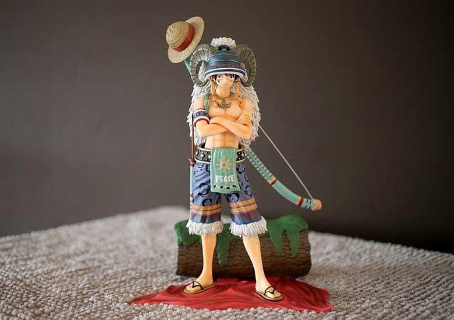 Ruffy One Piece Figur