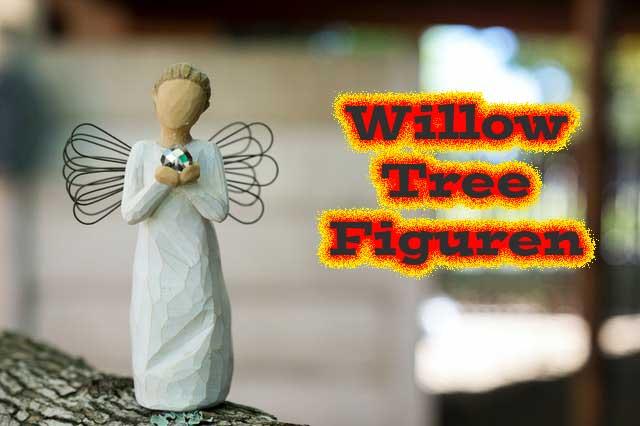 Einzelne Willow Tree Figur