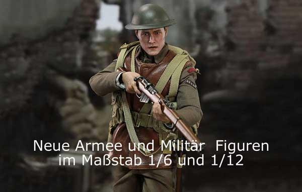 Britischer Soldat Figur XXL